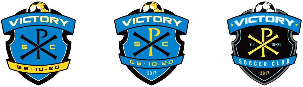 Victory Soccer Crest