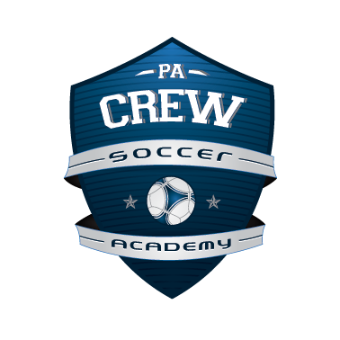 pa crew soccer academy soccer crest