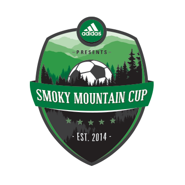 smoky mountain cup presented by adidas soccer badge