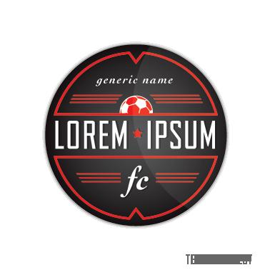 Template Soccer Crest Gallery Soccer Crest Rebranding